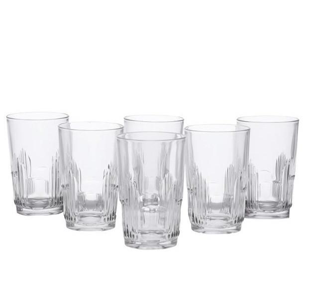 Orient Набор стаканов высоких 330 мл - 6 шт Luminarc G7985