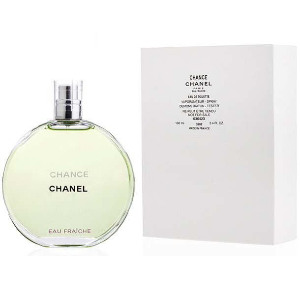 100 мл Тестер Chanel Chance Eau Fraiche для жінок