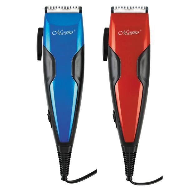 Машинка для стрижки волос с керамическими лезвиями MAESTRO MR 650с