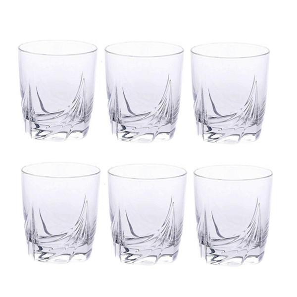 Ascot Набор стаканов низких 300 мл - 6 шт Luminarc H9812
