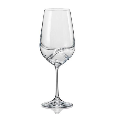 Turbulence бокалы для вина 350 мл.- 2 шт Bohemia 40774/350