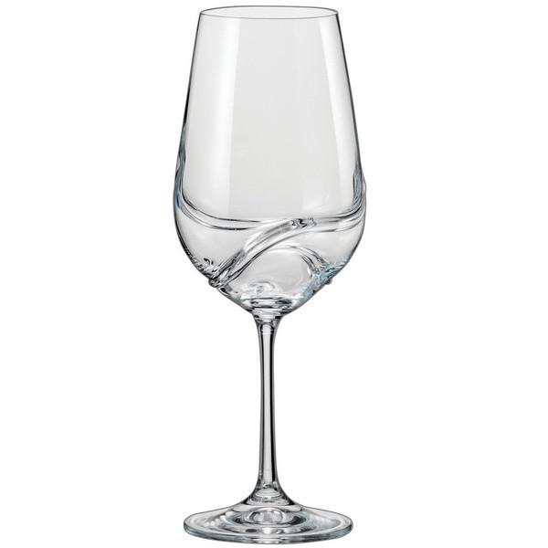 Turbulence бокалы для вина 550 мл.- 2 шт Bohemia 40774/550