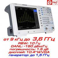 Анализатор спектра Owon XSA1036TG