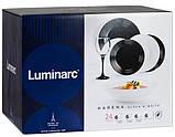 Harena Black&White Сервиз столовый -24 пр Luminarc N2243, фото 3