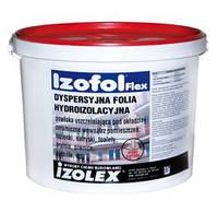 Гидроизоляционная мастика Izofol Flex 7kg