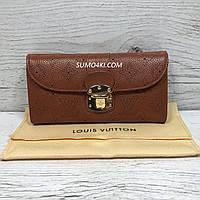 Кожаный кошелек  Louis Vuitton, фото 1