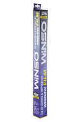 Тонировочная пленка Winso 50 x 300 см Black 350310