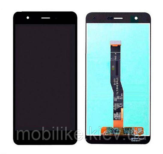 Дисплей з сенсорним екраном Huawei Nova BLACK