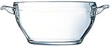 Soup Bar Бульонница прозрачная с ушками 500 мл Arcoroc L8080, фото 2