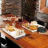 Soup Bar Бульонница прозрачная с ушками 500 мл Arcoroc L8080, фото 3