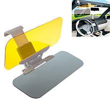Антибликовый козырек HD Vision Visor, Солнцезащитный козырек для авто, фото 3