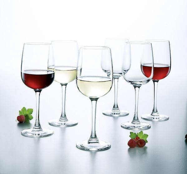 Versailles Бокалы для белого вина 270 мл - 6 шт Luminarc G1509