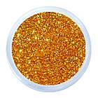 Пісочки Блискітки Глітер Золотого Кольору для Декору і Дизайну Нігтів, Манікюр, Нігті, фото 3