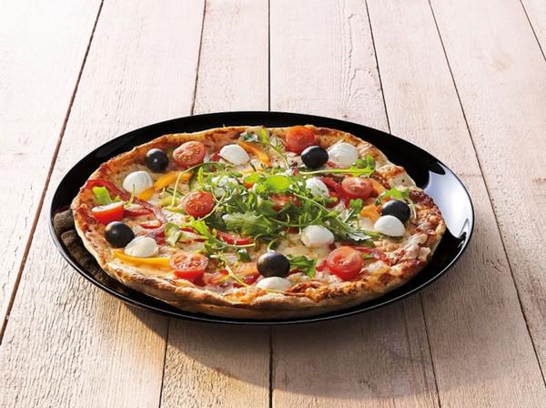 Friends Time Black Блюдо для пиццы 32 см Luminarc M0066