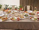 Diwali Блюдо глубокое жаропрочное круглое 26 см Luminarc N6416, фото 5