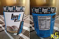 BPI, Whey HD, 925 грамм (25 порций), Ваниль (11.18)