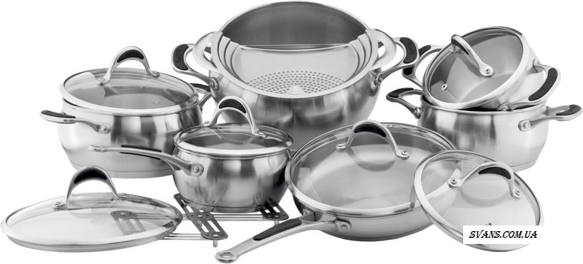 Harmony Набор посуды 14 пр. Vinzer 89037