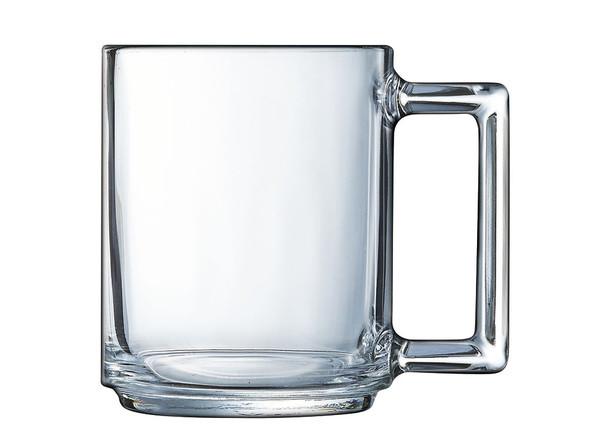 Фитнес кружка/чашка 320 мл прозрачная Luminarc N0192