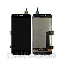 Дисплей с сенсорным екраном Huawei Y3 ll LUA-U22 BLACK