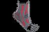 Бандаж на голеностопный сустав вязанный эластичный усиленный ReMed R7105