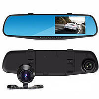 Зеркало регистратор с Двумя камерами DVR С Andriod 3G 16GB ОПТ