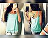 "Шелковая блуза ""Perfect"" с кружевом, фото 2"