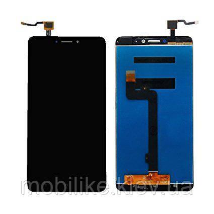 Дисплей з сенсорним екраном Xiaomi MI MAX 2 BLACK