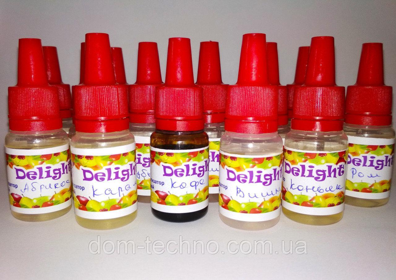 Банан  Жидкий пищевой ароматизатор Delight 10 мл вкусовая добавка