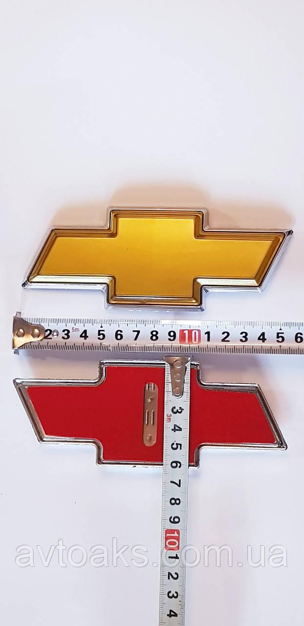 Эмблема Chevrolet 158х60мм.