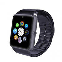Умные часы Smart Watch GSM Camera A1 Black