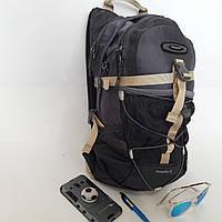 Спортивный рюкзак Onepolar 12-18 л велорюкзак серый