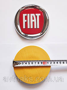 Эмблема FIAT диам.120, 85, 75 мм.