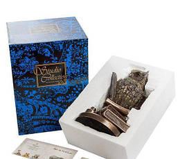 """Статуэтка """"Сова на книге с пером""""  23 см """"Veronese"""" 75033A4, фото 3"""