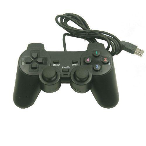 USB джойстик для ПК PC GamePad DualShock вибро 862