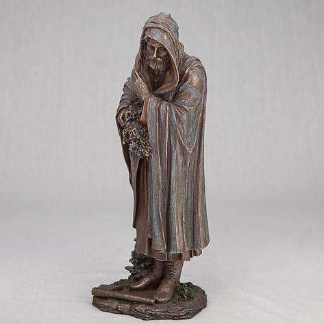 Статуэтка Старец (25 см) 73846 A4 Veronese Италия, фото 2