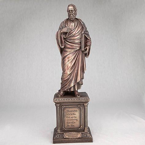 Статуэтка Сократ (36 см) 75534V4 Veronese Италия, фото 2
