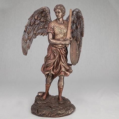 Статуэтка Архангел Михаил Veronese (31 см) 68866 A4 Италия, фото 2