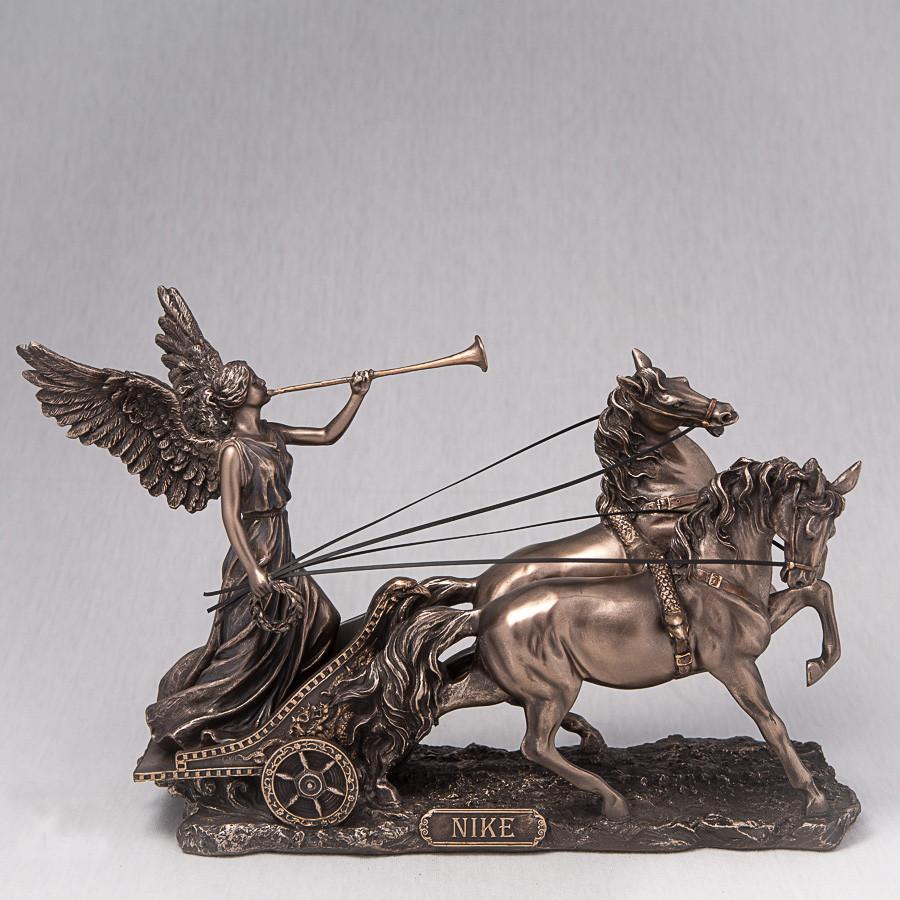 Статуэтка Ника в колеснице Veronese Италия (26*19 см) 75984A4