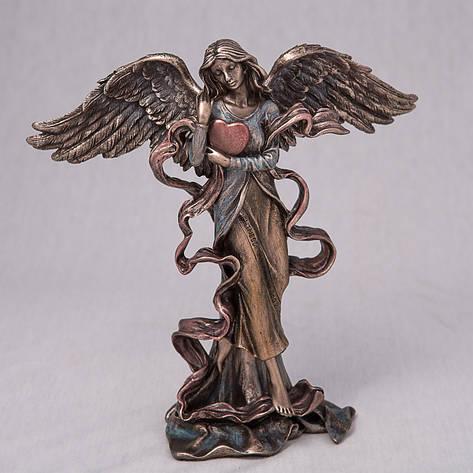Статуэтка Сердце ангела Veronese (18 см) 72018A4 Италия, фото 2