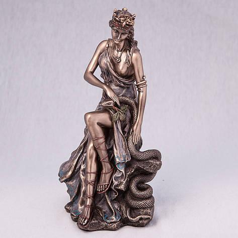 Статуэтка Гигея - богиня здоровья (25 см) 73238A4 Veronese Италия, фото 2