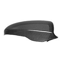 Pair Direct Add On Carbon Fiber Side Зеркало для автомобилей Крышки для BMW F10 M5 2012 по 2017 год-1TopShop, фото 2