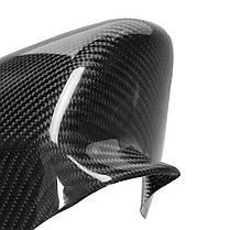 Pair Direct Add On Carbon Fiber Side Зеркало для автомобилей Крышки для BMW F10 M5 2012 по 2017 год-1TopShop, фото 3