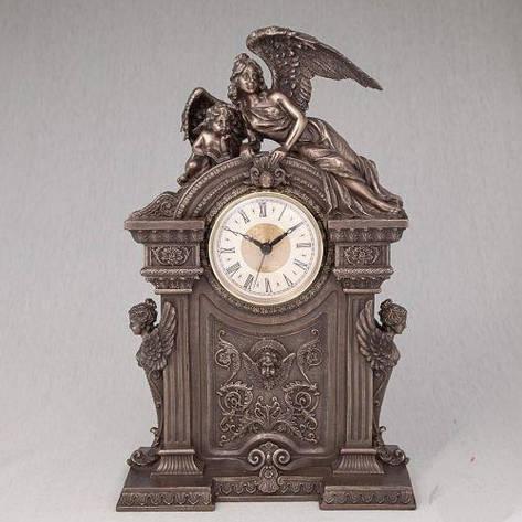 Часы Ангелы (20*33 см) 75241A1 Veronese Италия, фото 2