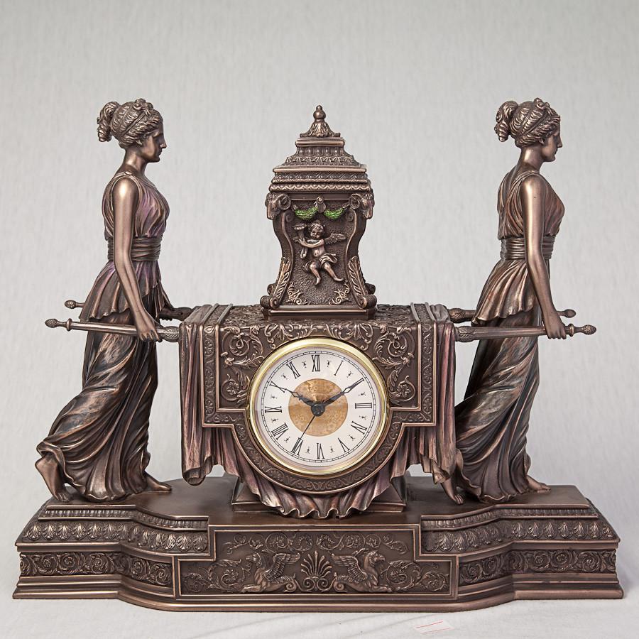 Часы Античность Veronese Италия (30*35 см) 75563V4