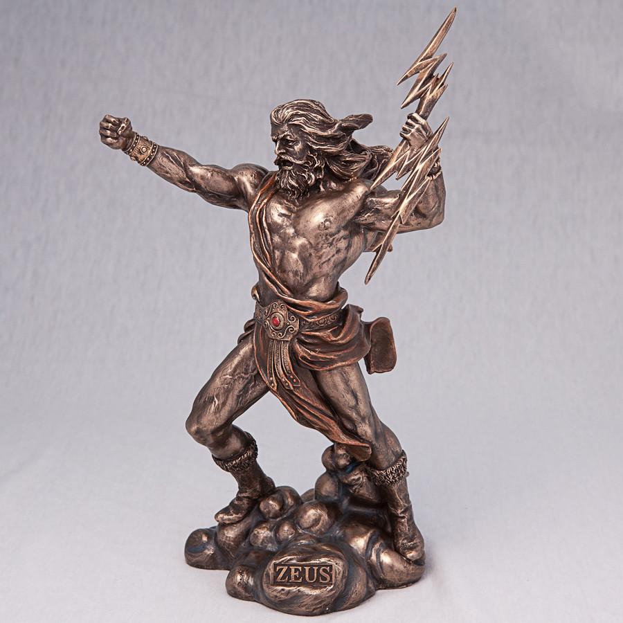 Статуэтка Зевс (26 см) 75947 A4 Veronese Италия