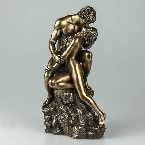 Статуэтка Влюбленные 75190A1(15*2 см) Veronese Италия, фото 2