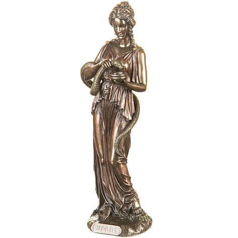 Статуэтка Гигея 27,5 см 77003A4 Veronese Италия, фото 2