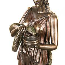 Статуэтка Гигея 27,5 см 77003A4 Veronese Италия, фото 3