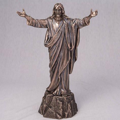 Статуэтка Иисус 26 см 76355A4 Veronese Италия, фото 2