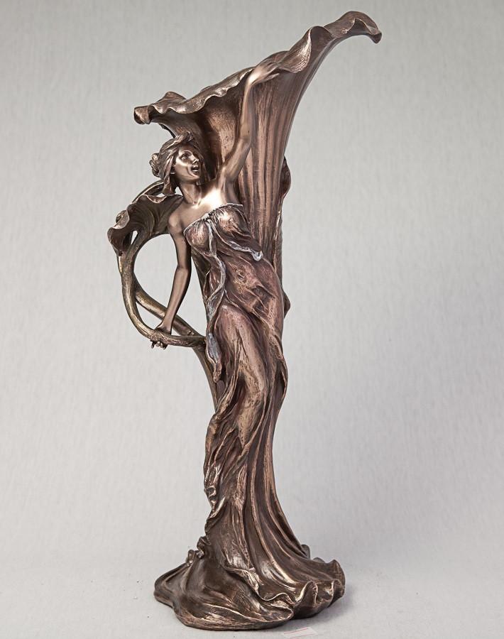Ваза Девушка грация Veronese Италия (40 см) 10215 V4